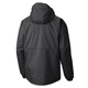 Alpine Action - Men's Hooded Jacket - 1