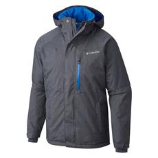 Alpine Action - Manteau à capuchon pour homme