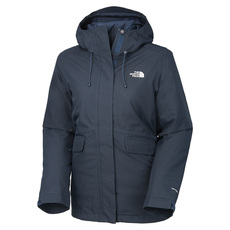 Mandy - Women's 3 in 1 Insulated Jacket