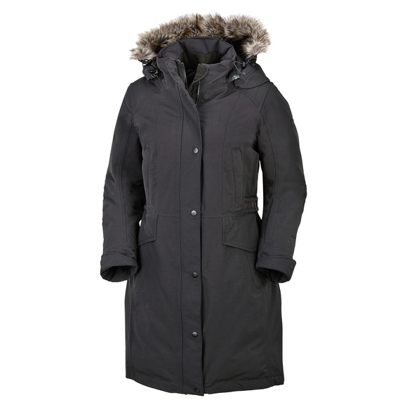 Tremaya - Women's Hooded Jacket
