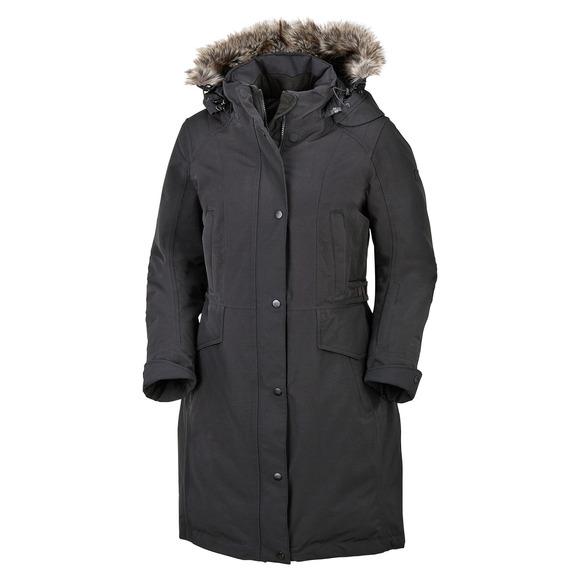 Tremaya - Manteau à capuchon pour femme