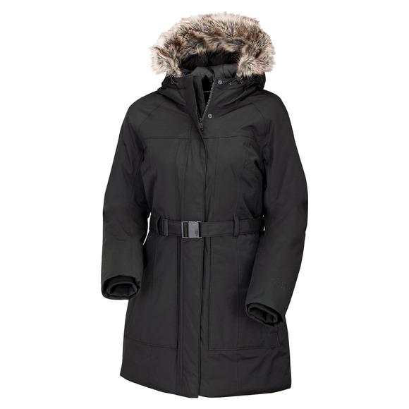Brooklyn - Manteau en duvet d'oie pour femme