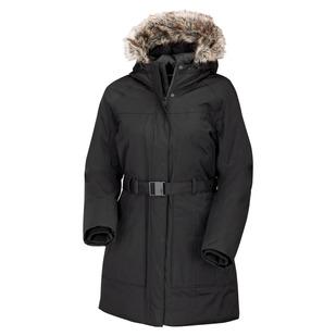 Brooklyn - Women's Goose Down Jacket