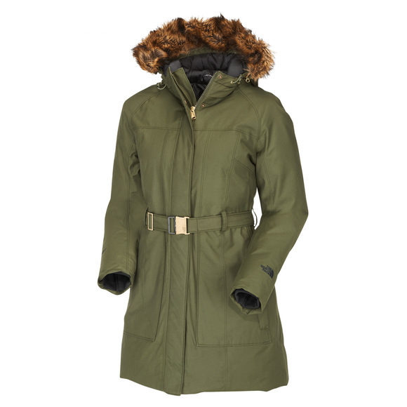 Brooklyn - Women's Goose Down Jacket