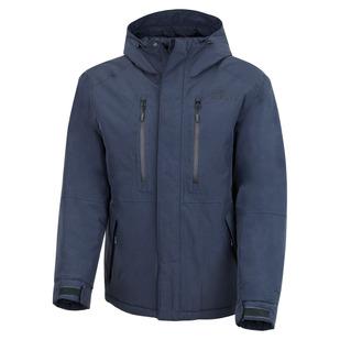 Sawtooth - Manteau d'hiver à capuchon pour homme