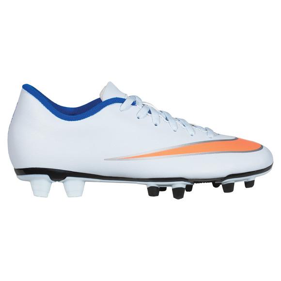 Mercurial Vortex II FG - Chaussures de soccer pour femme