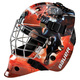 NME Star Wars Darth Vader Y - Youth Goalie Mask  - 0