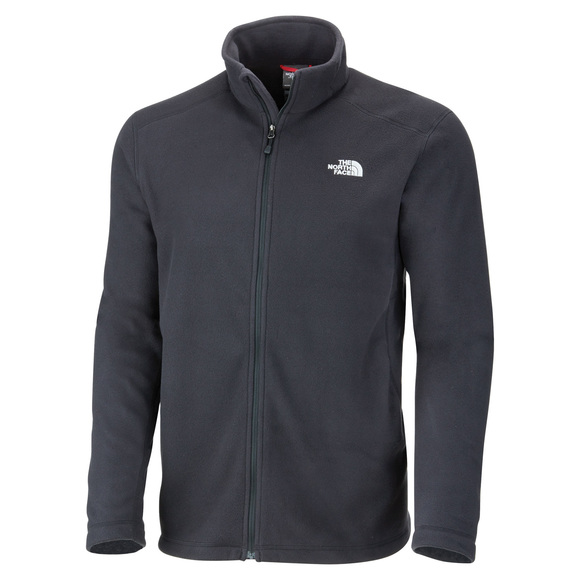 TKA Lone Pine - Men's Polar Fleece Full-Zip Jacket