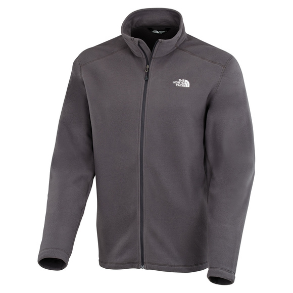 TKA Lone Pine - Men's Polar Fleece Full-Zip Jacket