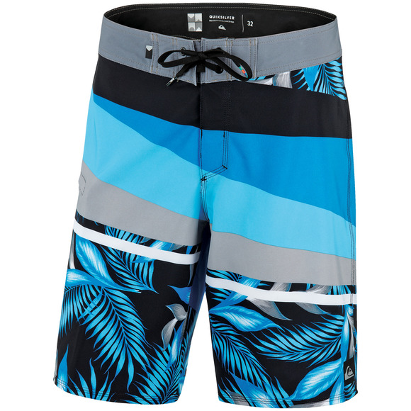 Slash Prints Vee - Men's Board Shorts