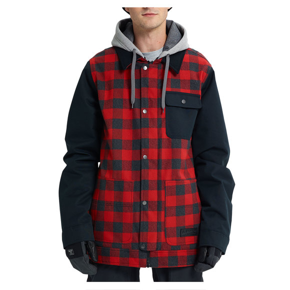 f51d8c38c6 BURTON Dunmore - Men's Hooded Insulated Jacket