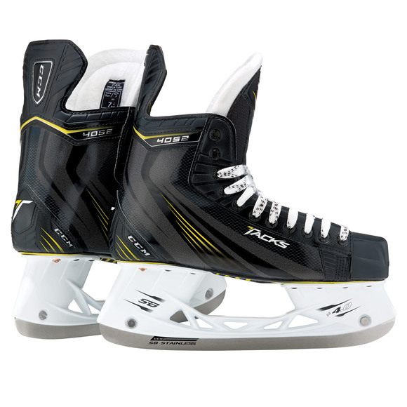 Tacks 4052 - Patins de hockey pour junior
