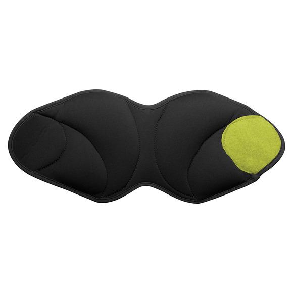 N.EX.02 (2,5 lb) - Poids ajustables pour poignets