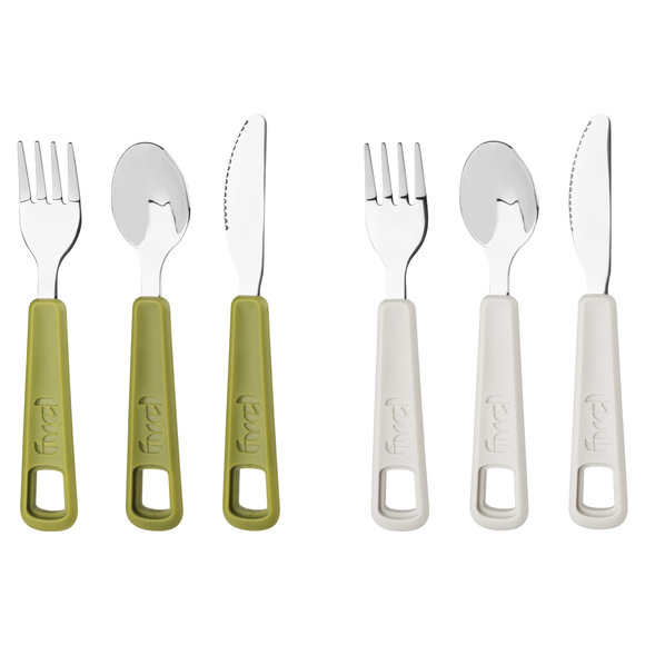 Fuel - 3-Piece Cutlery Set