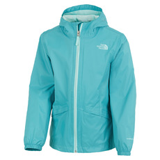 Zipline Jr - Girls' Hooded Jacket