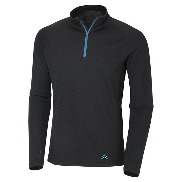 Damien - Men's Baselayer Half-Zip Sweater