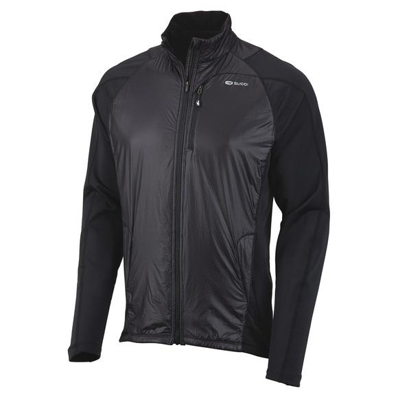 Alpha Hybrid - Men's Aerobic  jacket