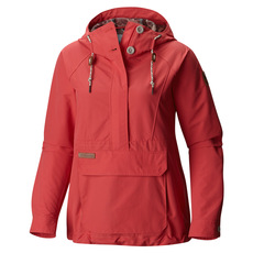 South Canyon Creek - Anorak à capuchon pour femme