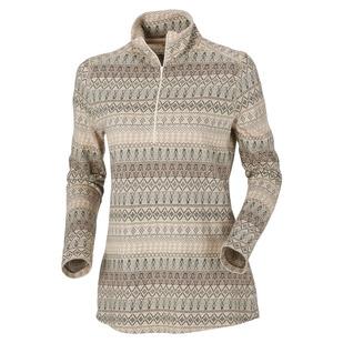 Mile Run - Women's Half-Zip Pullover