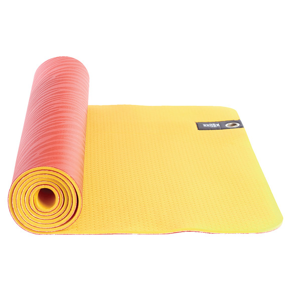 Vital - Tapis de yoga réversible