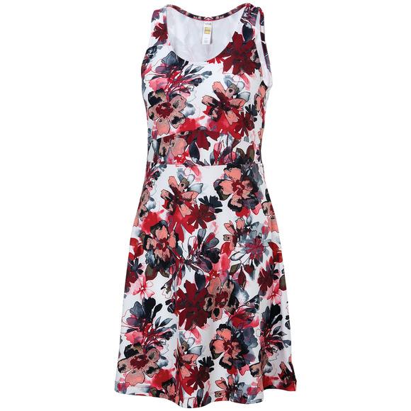 Saffron - Women's Fit And Flare Dress