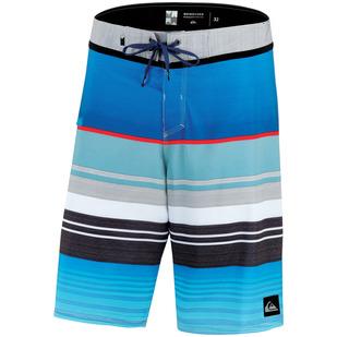 Everyday Stripe Vee Jr - Boys' Board Shorts