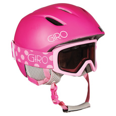 Launch Combo Pack - Junior Winter Sports Helmet and Goggle Combo