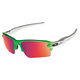 Olympic Collection - Flak 2.0 XL Prizm Field Green Fade Collection - Men's Sunglasses - 0
