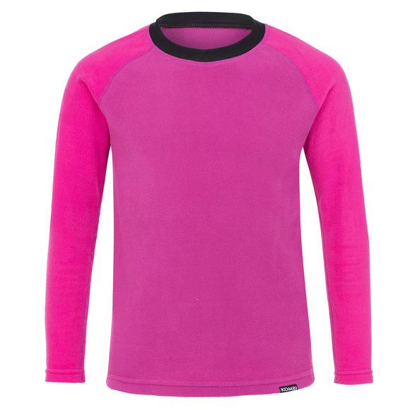 Body 3 Cozy Printed Jr - Junior Baselayer Long-Sleeved Shirt