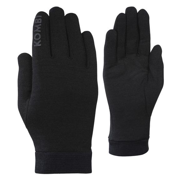 The 100% Merino Wool - Doublures pour gants ou mitaines pour homme