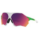 Olympic Collection - EVZero Range Prizm Field Green Fade Collection - Men's Sunglasses - 0