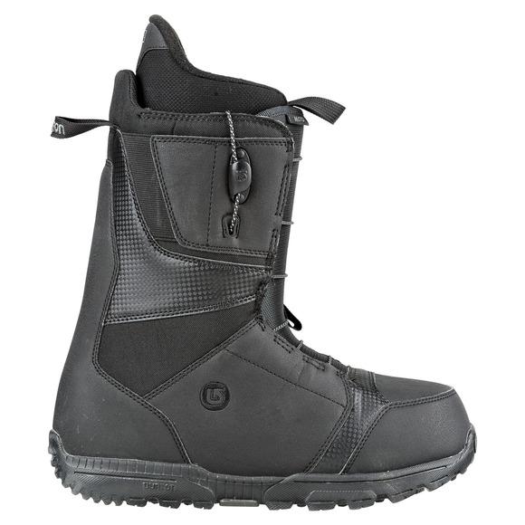 Moto - Bottes de planche à neige pour homme