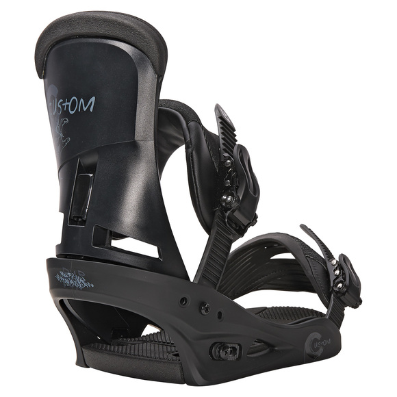 Custom - Men's Snowboard Bindings
