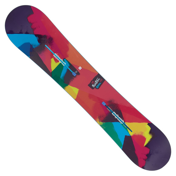 Genie - Planche à neige directionnelle pour femme