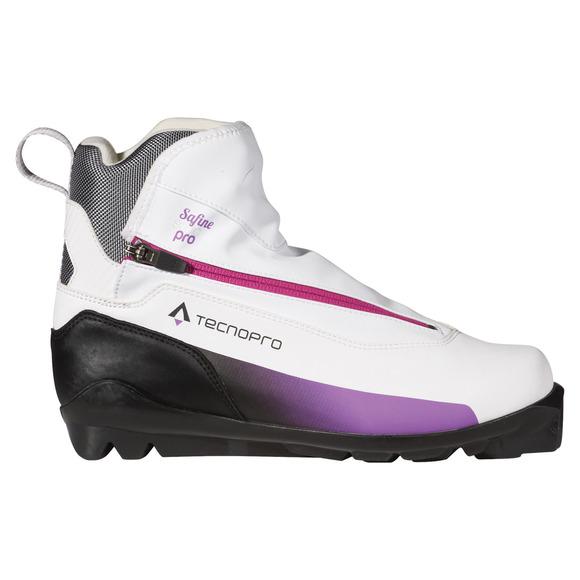 Safine Sonic Pro - Bottes de ski de fond pour femme