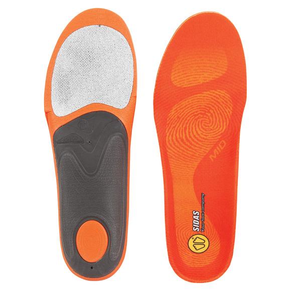 3Feet Mid - Semelles pour bottes de ski pour adulte (P)