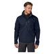Crew - Men's Hooded Rain Jacket    - 0