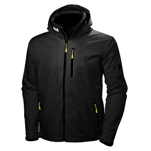 Crew - Men's Hooded Rain Jacket