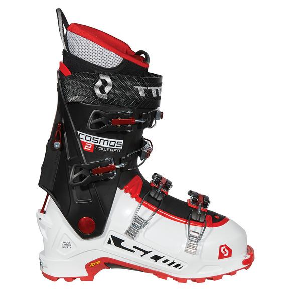 Cosmos II - Bottes de ski de randonnée alpine pour adulte
