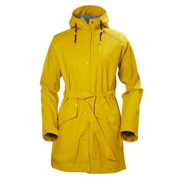 Kirkwall - Manteau imperméable à capuchon pour femme