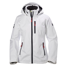 Crew - Women's Hooded Rain Jacket