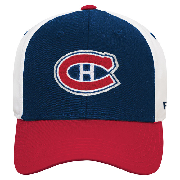 54GL1 - Youth Adjustable Cap - Montreal Canadien