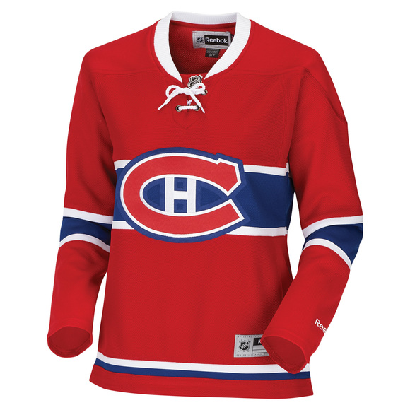 Premier Team - Women's Replica Jersey - Montreal Canadiens (Home)
