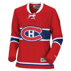 Premier Team - Jersey réplique pour femme - Canadiens de Montréal (à domicile)
