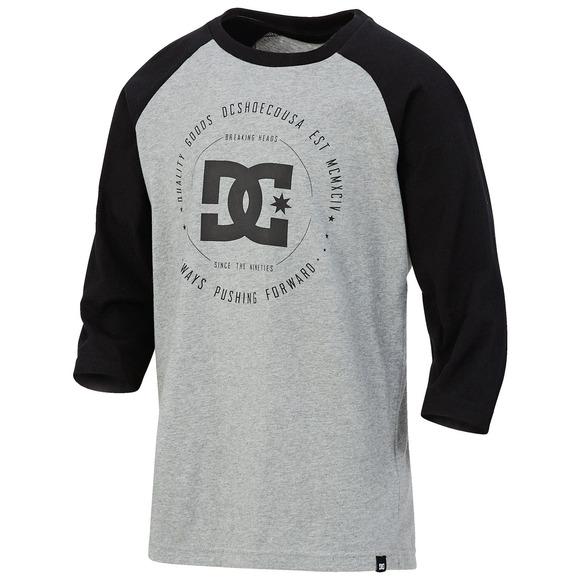 Rebuilt 2 Raglan Jr - Boys' T-Shirt