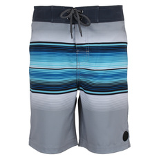 Gradient Color Block - Boys' Board Shorts