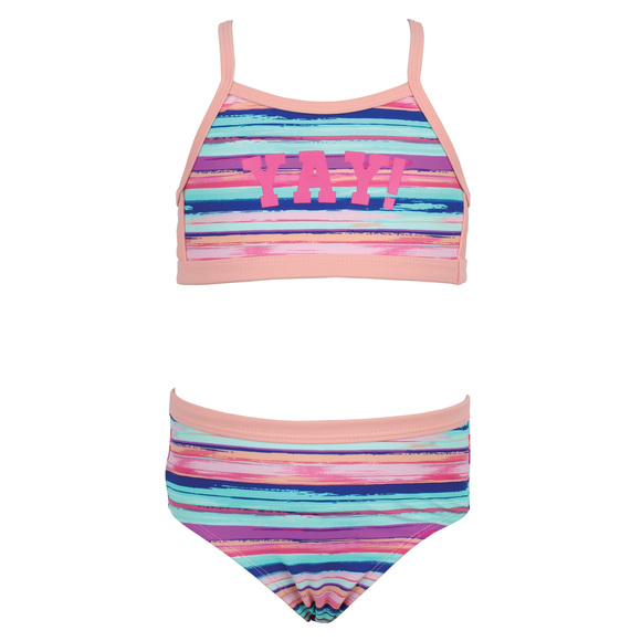 Tropical Sunrise - Girls' 2-Piece Swimsuit