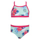 Tropical Sunrise - Girls' 2-Piece Swimsuit - 0