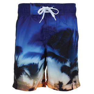 Sunset Beach Y - Boys' Board Shorts