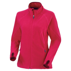 Nelia - Women's Polar Fleece Long-Sleeved Shirt